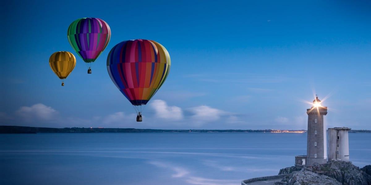 bikin balon gate