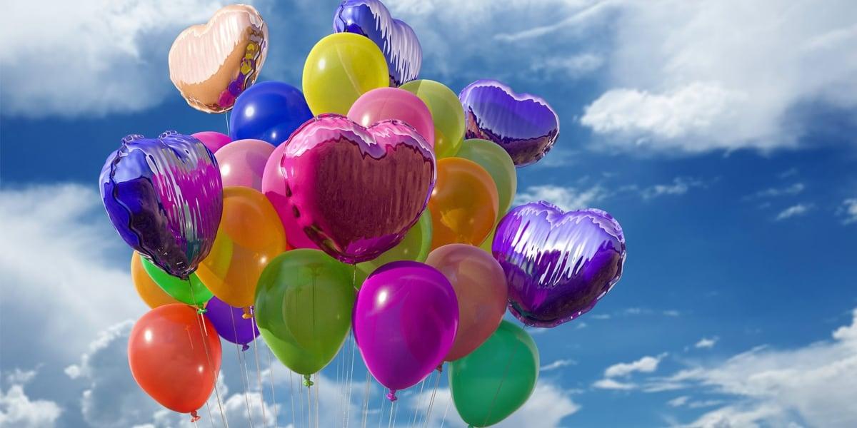 Bahan bikin balon gate