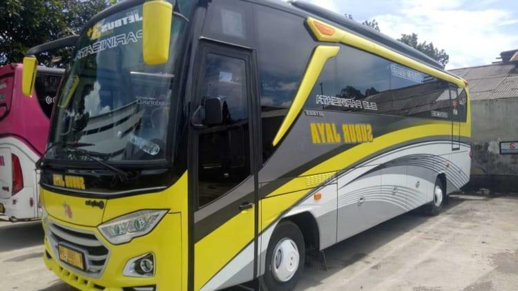 Sewa Bus Exclusive Jakarta